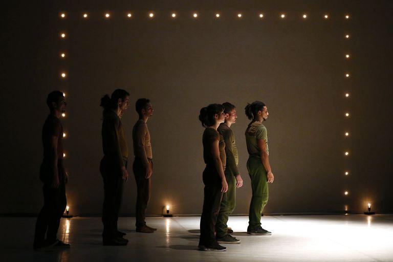 En Pipxel se funden los cuerpos de los bailarines con los formatos digitales