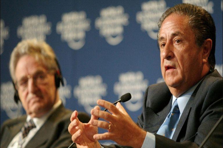 Duhalde fue el último presidente en participar del Foro de Davos antes de Mauricio Macri