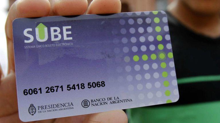 La tarjeta SUBE funciona cada vez en más ciudades