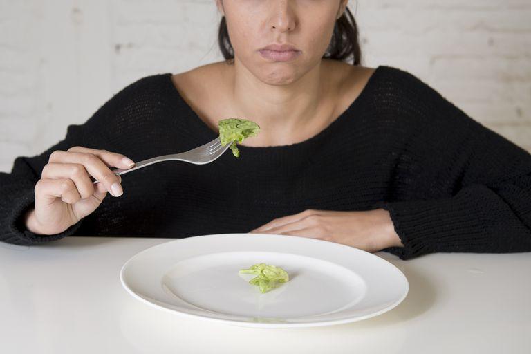Mujeres de 40: el nuevo grupo de riesgo de los trastornos alimenticios. Shutterstock