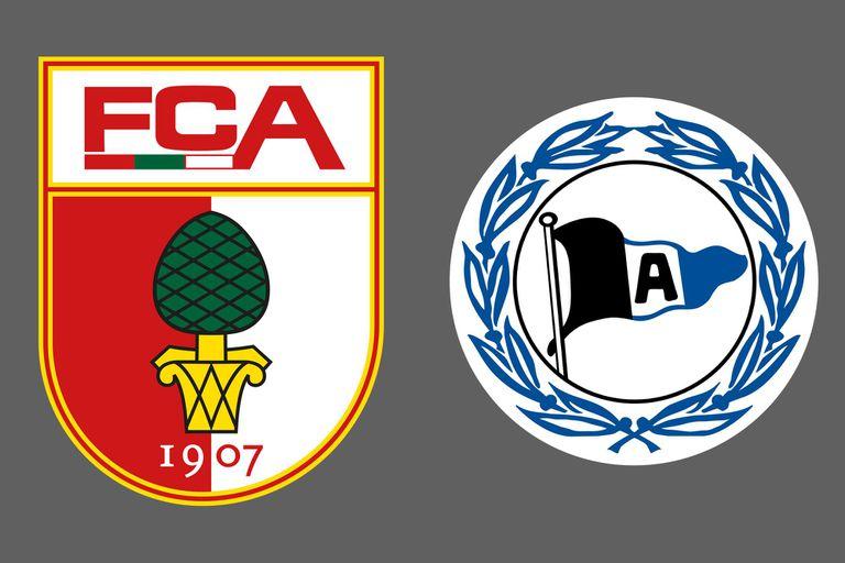 Augsburgo - Arminia Bielefeld, Bundesliga: el partido de la jornada 8 - LA NACION