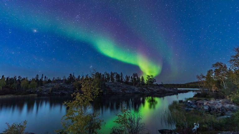Aurora boreal: científicos reproducen en un laboratorio su increíble origen