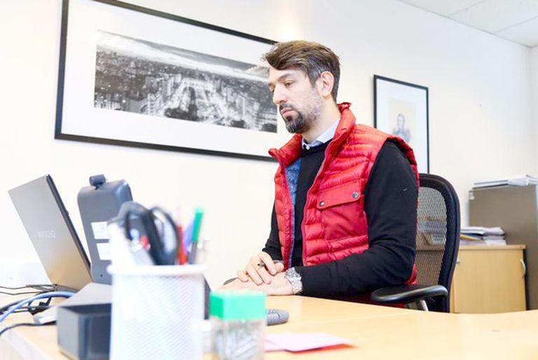Ramiro Urristi, exdirector de la Anmac