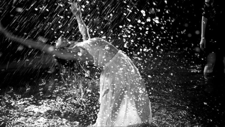 La llamaban Bailarina, es una de las muestras exhibidas