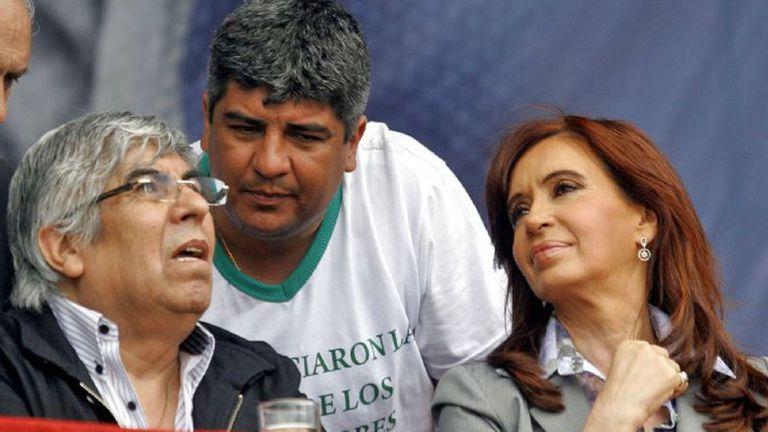 Comodoro Py, una diferencia entre Cristina y los Moyano