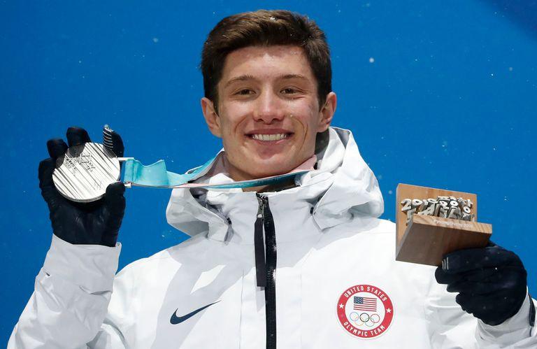 Alex Ferreira ganó una medalla de plata