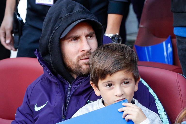 Cómo Barcelona supera el trauma de jugar sin Messi