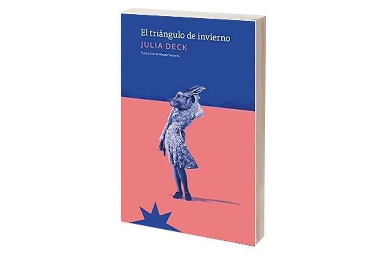 Reseña: El triángulo de invierno, de Julia Deck