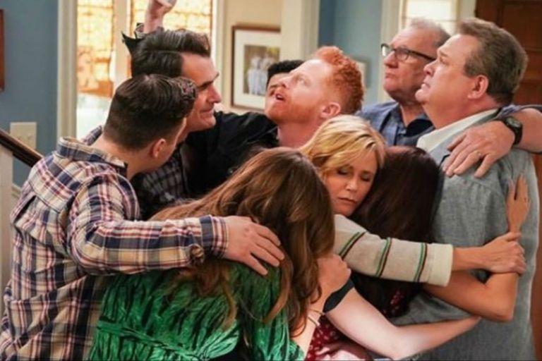 La comedia que se estrenó en 2009 emitió ayer su último episodio, y los actores postearon imágenes en las redes de cómo fue la despedida de esa familia que trascendió la pantalla