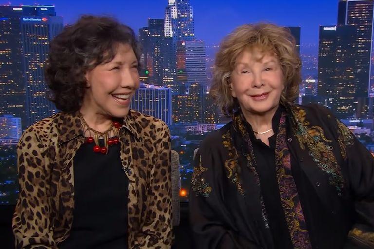 """Lily Tomlin y Jane Wagner: un amor """"secreto"""" durante 43 años en Hollywood"""