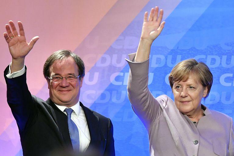 Armin Laschet, el heredero legítimo de Angela Merkel pero no muy querido por los votantes
