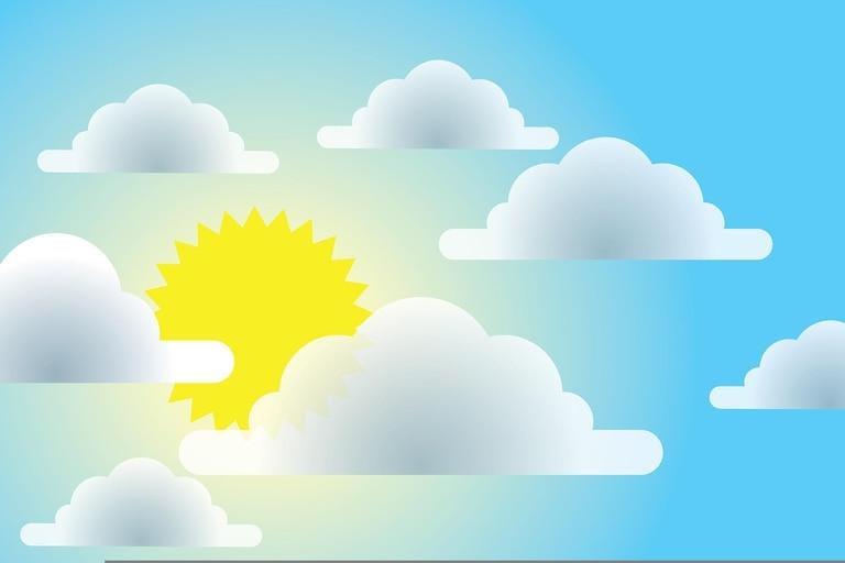 El pronóstico del tiempo para Villa Reynolds para el viernes 28 de agosto. Fuente: Augusto Costanzo