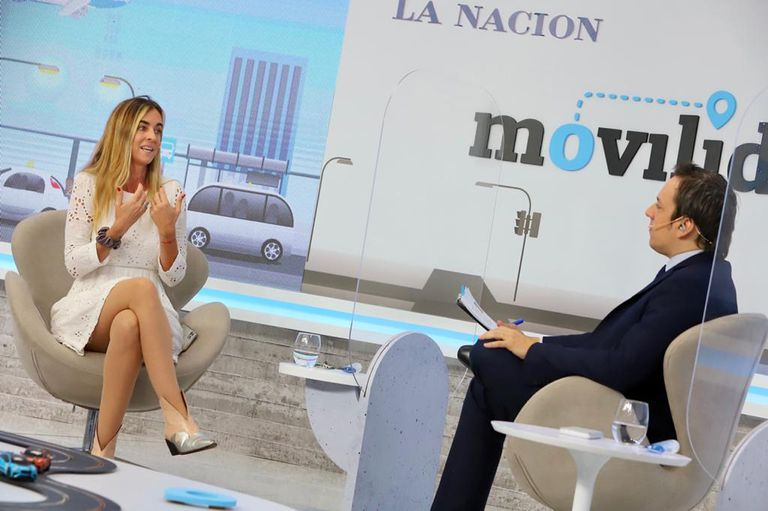 """""""La sociedad aún sigue alejando a las mujeres del volante"""""""