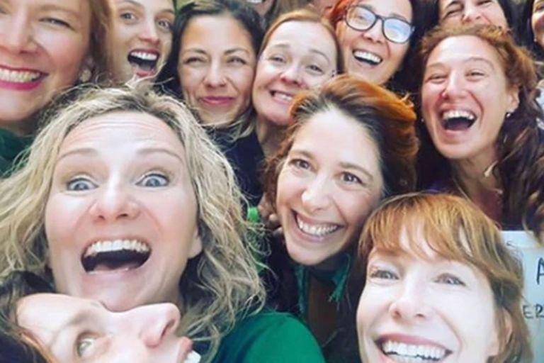 Laura Novoa habló sobre la nueva agrupación feminista, Las Bolten