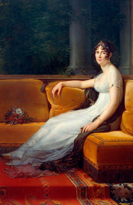 María Josefina Rosa Tascher de la Pagerie.