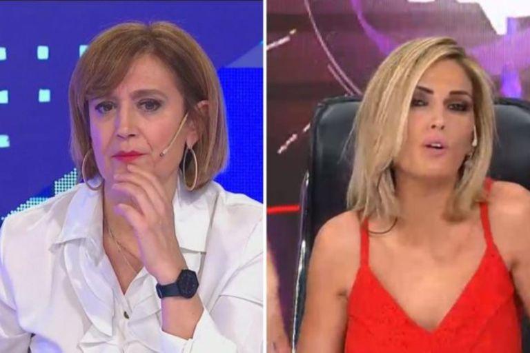 Marcela Coronel reveló el origen de su mala relación con Viviana Canosa
