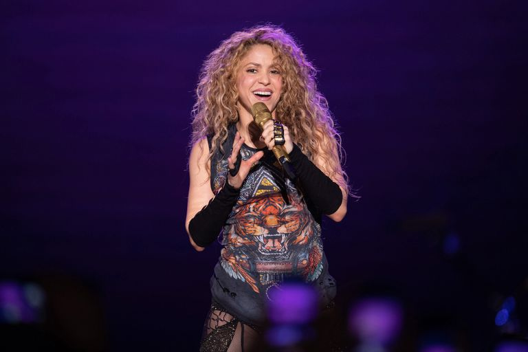 Shakira y la historia oculta de sus pies descalzos, a 25 años del aclamado disco