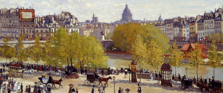 París y los impresionistas. Un recorrido por los cuadros que mejor la pintan