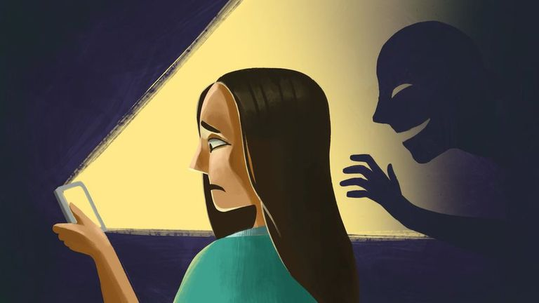 Las víctimas están atrapadas entre quedarse calladas y vivir una vida de incertidumbre
