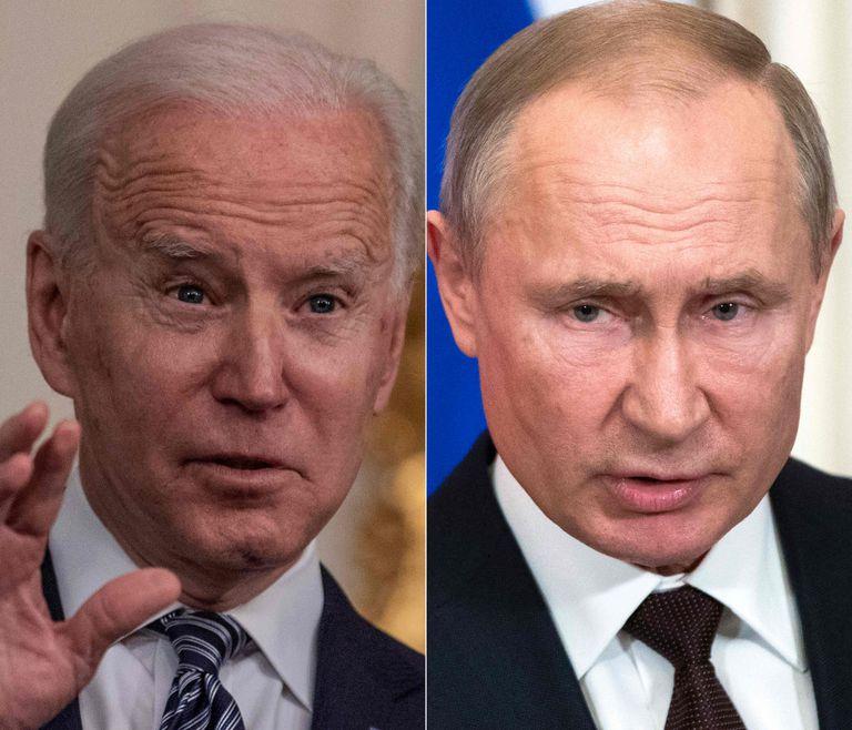 Esperada cumbre: Biden y Putin le pusieron fecha y lugar a su primer encuentro