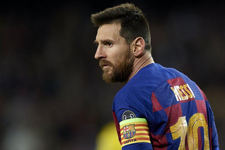 Las repercusiones en las redes por la salida de Messi