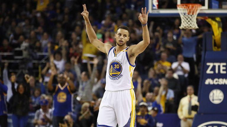 Curry y su récord en la NBA
