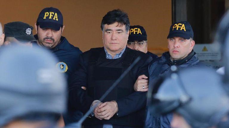 Carlos Zannini estuvo cuatro meses detenido por la causa del Memorandum con Irán