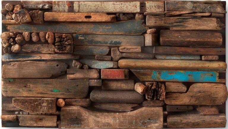 Collage maderitas 2, 1959
