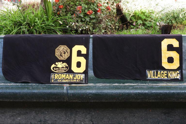 Los mandiles de Roman Joy y Village King, en hazañas compartidas