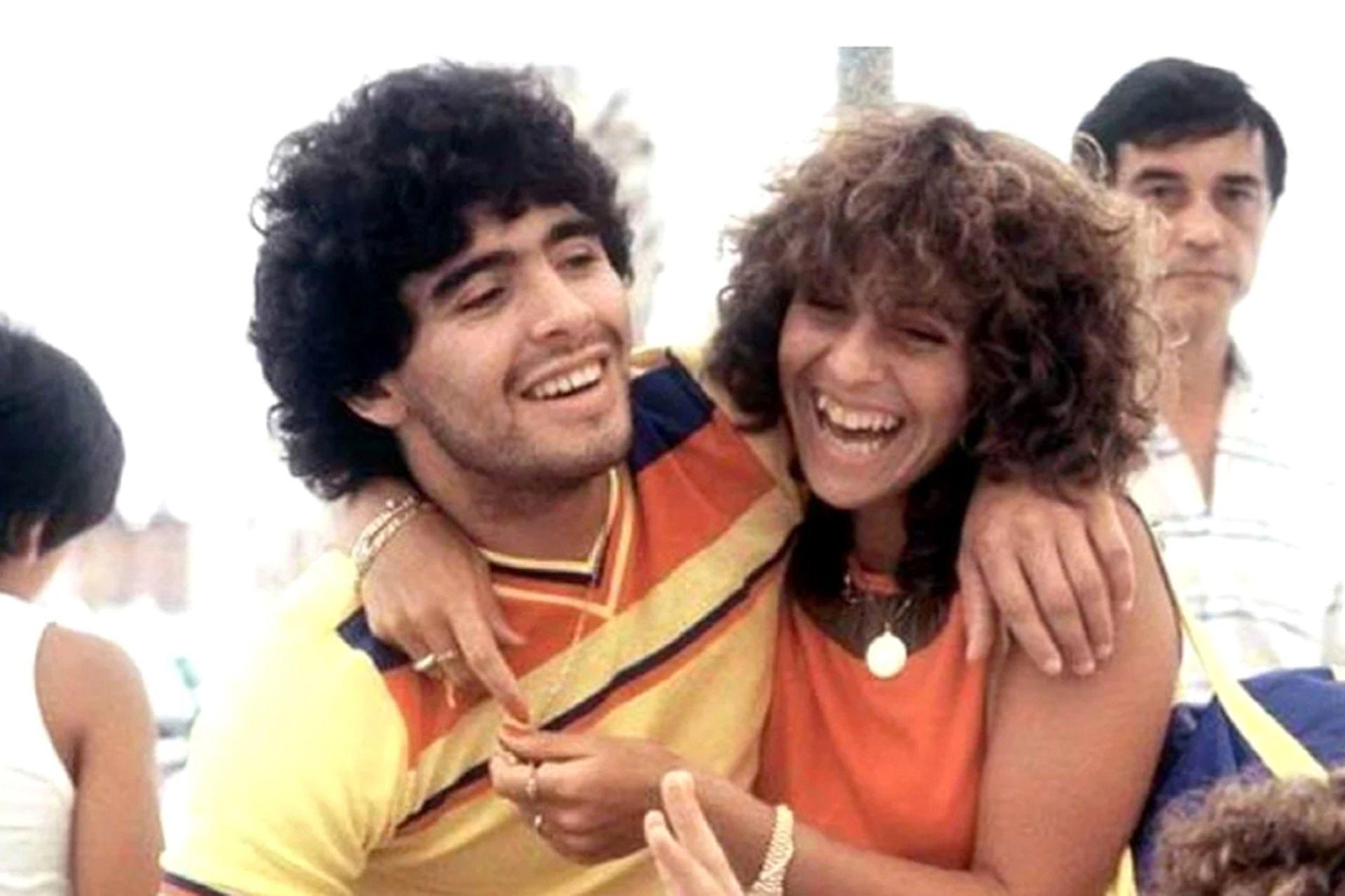 Claudia tenía 15 años cuando empezó la historia de amor con Diego