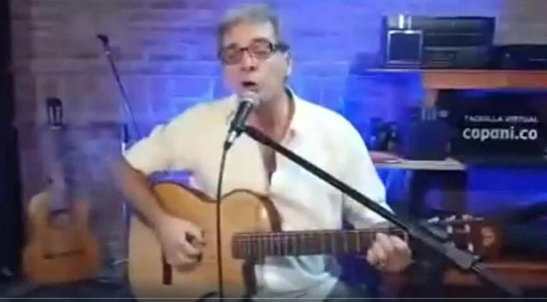 """""""Traigan la Pfizer"""": la nueva canción de Ignacio Copani"""