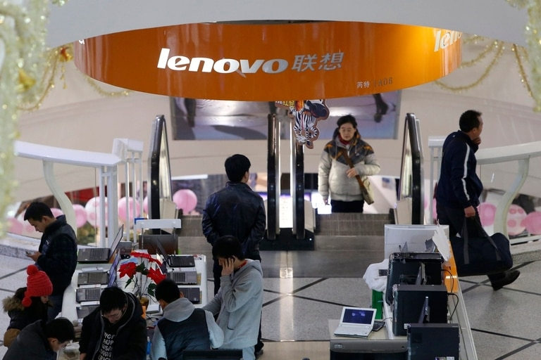 Lenovo estaría en tratativas para quedarse con la división de servidores de IBM