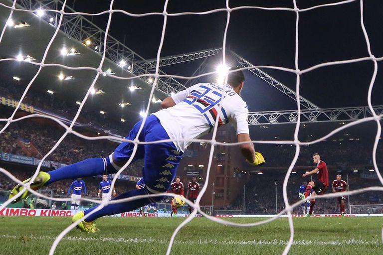Romero sufrió dos goles pero tuvo una buena actuación