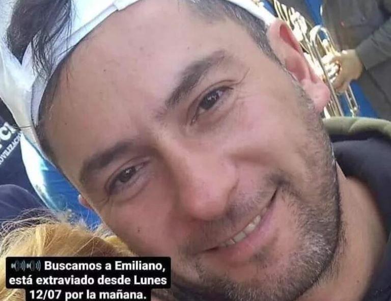 Emiliano Etchegoyen desapareció hace ocho días tras salir de la casa de su hermano en Berazategui