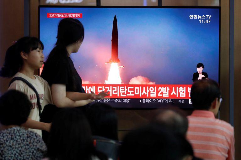 Consejo Nacional de Seguridad de Corea del Sur convocó una reunión de emergencia tras los lanzamientos