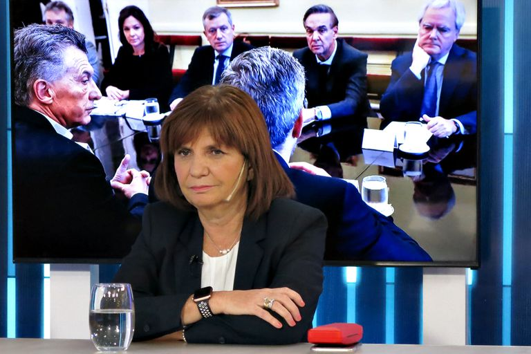 Patricia Bullrich en el programa Terapia de Noticias - Archivo.
