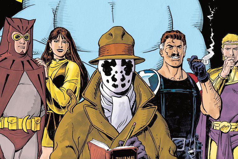 De Alan Moore y Dave Gibbons, la historieta Watchmen cuestionó, ya en los 80, el rol de los superhéroes