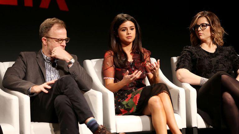 Selena Gomez, ahora en su nuevo rol de productora ejecutiva