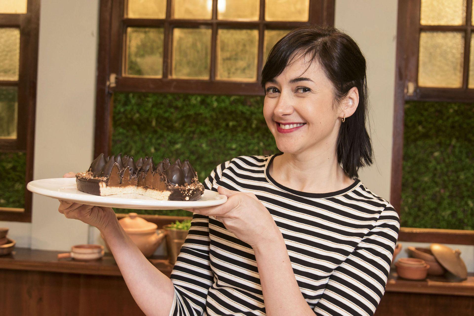 Ximena, la cocinera más didáctica y simpática de la televisión
