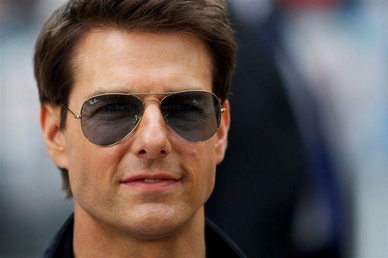 Tom Cruise, la cara más célebre de la cienciología