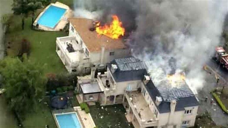 Gustavo Andy Deutsch, ex dueño de LAPA, viajaba con su esposa cuando cayó con su avioneta sobre una casa en Nordelta