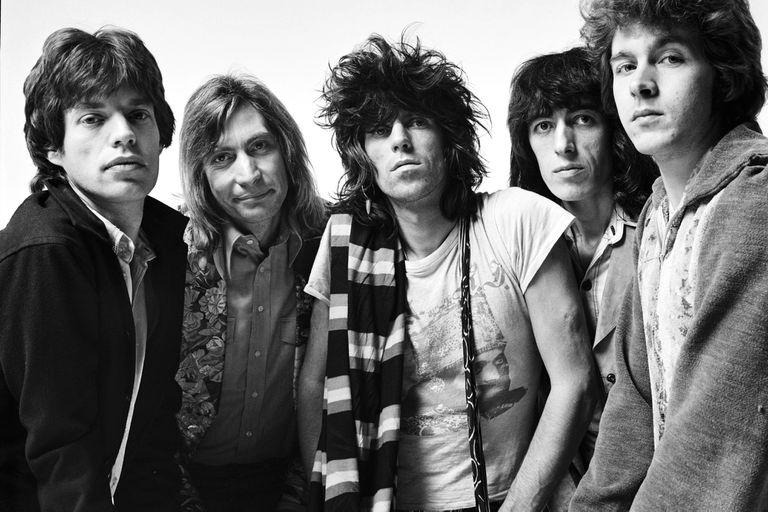 Jagger y Richards hablan del disco que los Rolling Stones grabaron en Jamaica