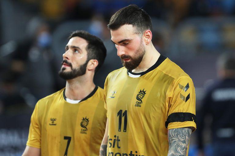Mundial de handball. Los Gladiadores sufrieron una derrota que no duele tanto