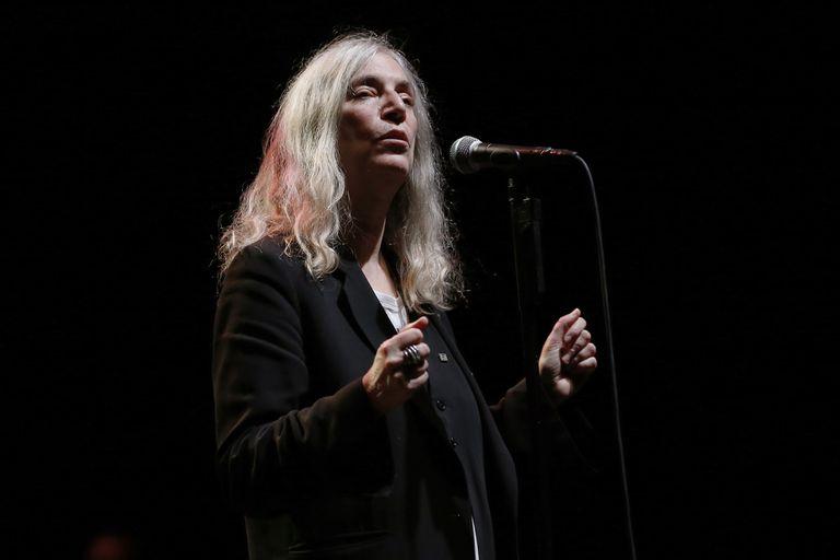 Patti Smith habló sobre la legalización del aborto