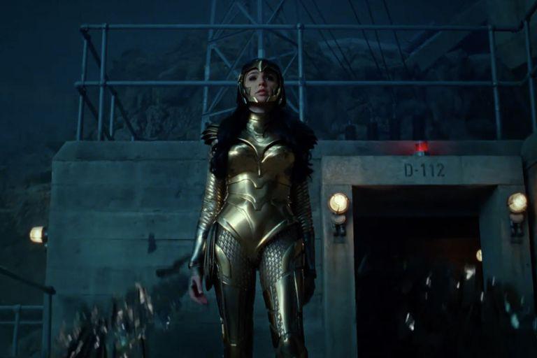 Diana lucierá en su nueva aventura una poderosa armadura