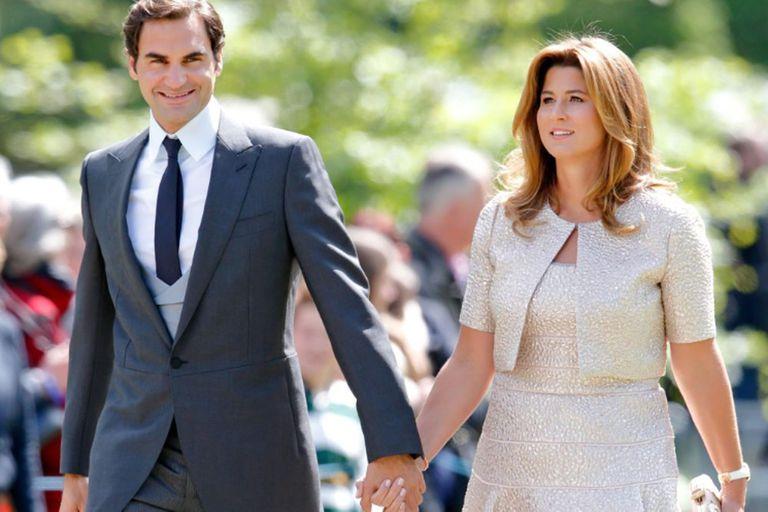 Un exentrenador de Federer contó que le habían aconsejado no estar con Mirka