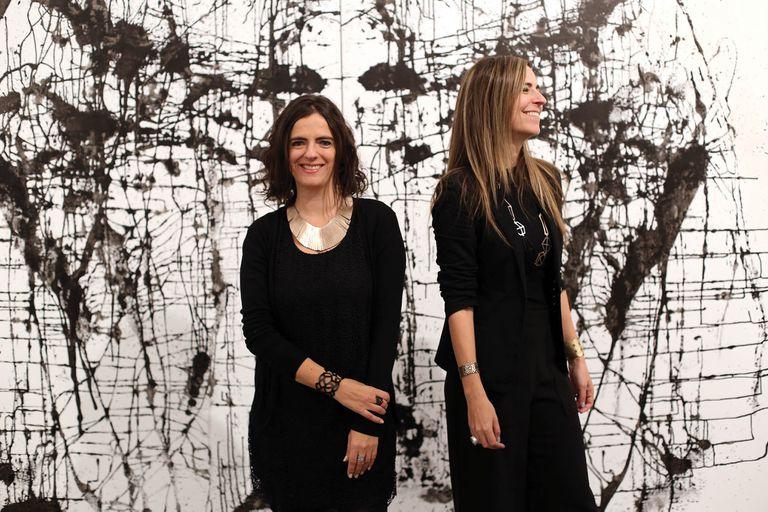 Gabriela y Karina, las hermanas que están al frente de Iskin Sisters.