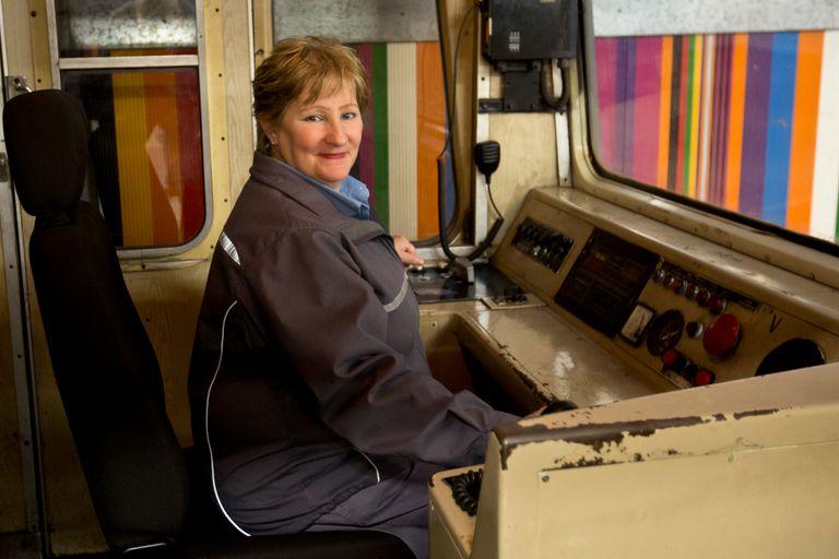 Hoy las mujeres representan el 30% del personal de tráfico de Metrovías