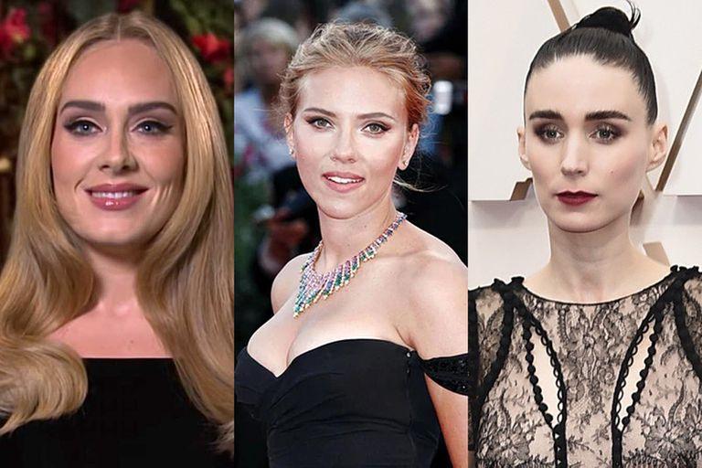 De Adele a Scarlett Johansson: famosas que decidieron mantener ocultos sus embarazos