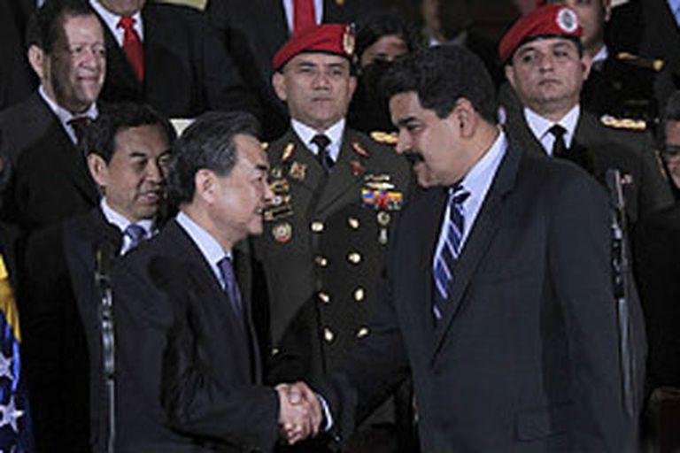 Venezuela es el primer destino inversor chino en América Latina